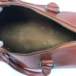 Louis Vuitton Bags - Louis Vuitton Epi Speedy 25 Chestnut Brown Vintage